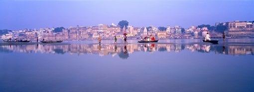 Reflections From Varanasi